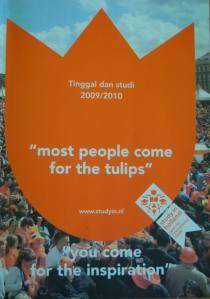 Booklet Tinggal dan Studi di Belanda 2009/2010